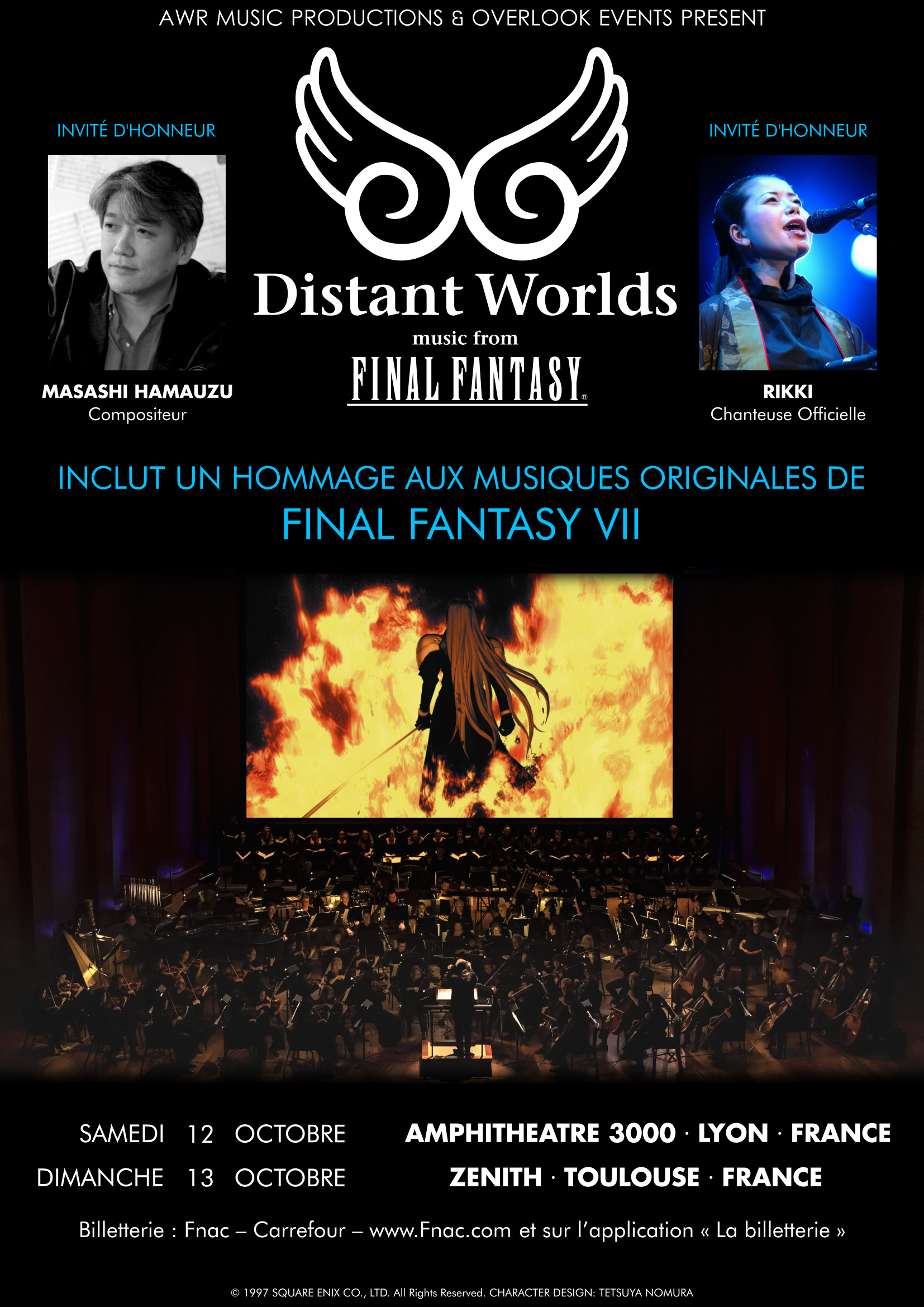 Overlook Events · Creative Independent Production | Distant Worlds
