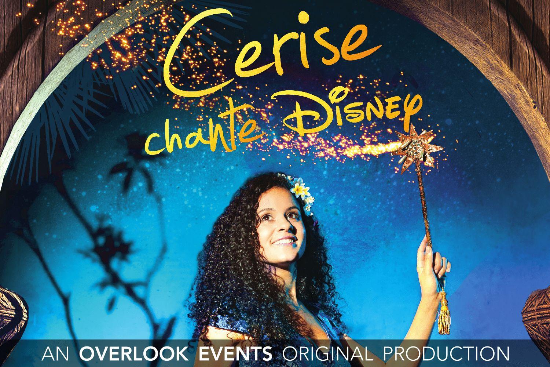 Cerise Sings Disney
