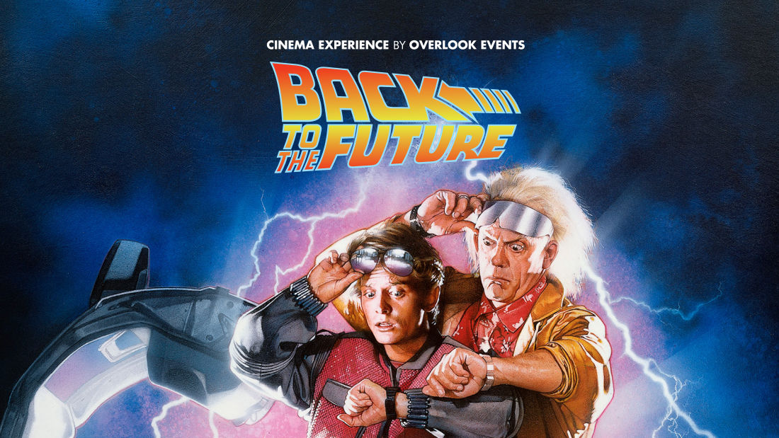 Back to the Future Cinema Experience